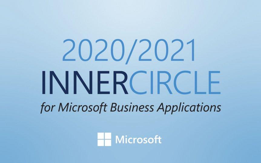 Microsoft Inner Circle member 2020 Bam Boom Cloud America