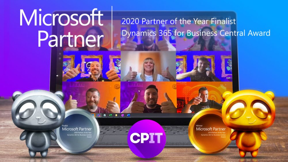 CPIT INC Microsoft Partner of the Year 2020 Finalist