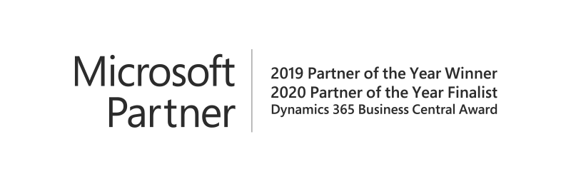 Microsoft Global Business Central Partner of the Year