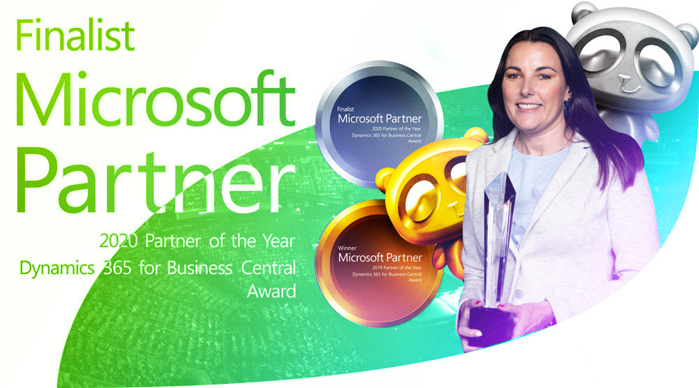CPITUS Microsoft Dynamics Partner of the Year 2019 and Finalist 2020