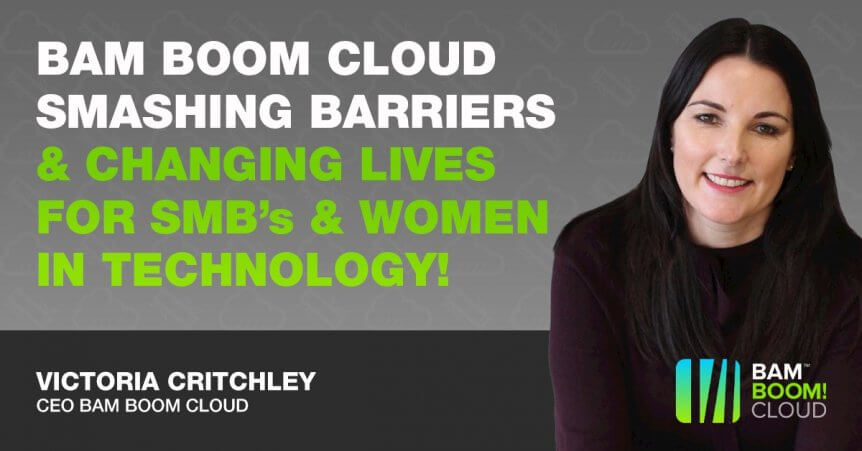 Bam Boom Cloud - changing the lives of women in tech