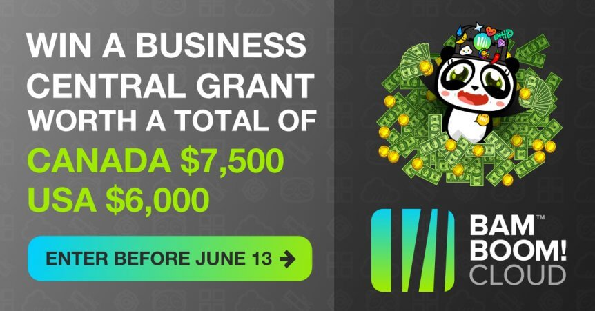 Win a digital Makeover with our Business Central grants