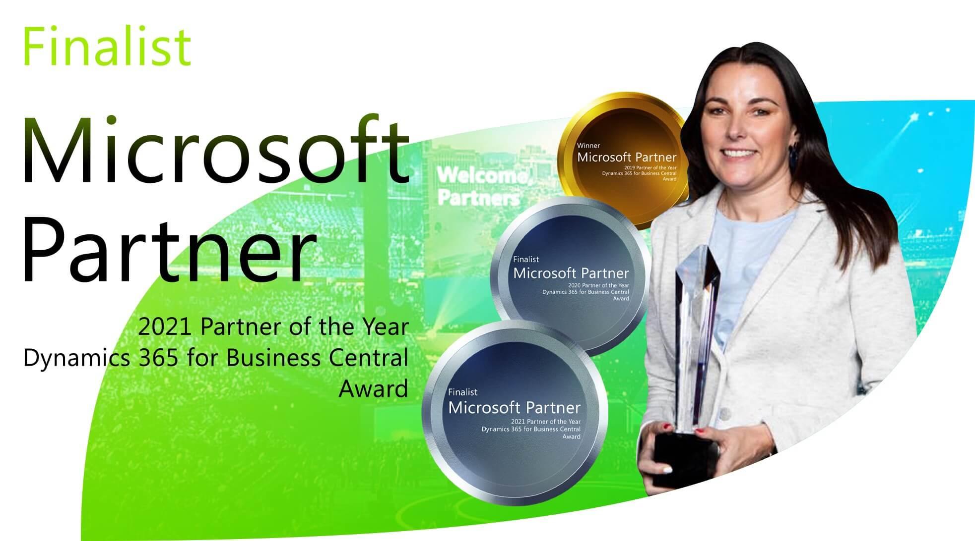 Bam Boom Cloud America - 2021 Microsoft Partner of the Year Finalist