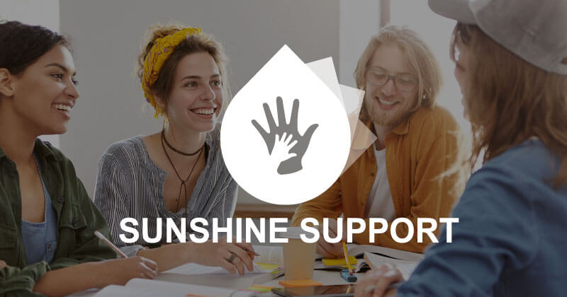 sunshine support featured image