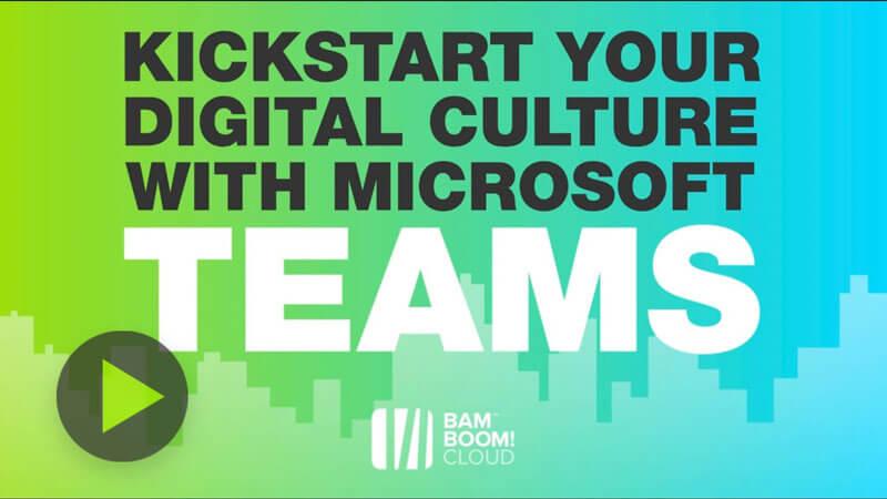 Switch to Microsoft Teams with Kickstart